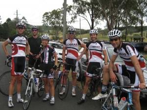 Rapha 2 Cobra9 Cycling
